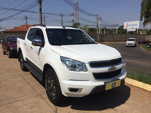 S10 LTZ 2.5 FLEXPOWER 4X4 2015 FLEX