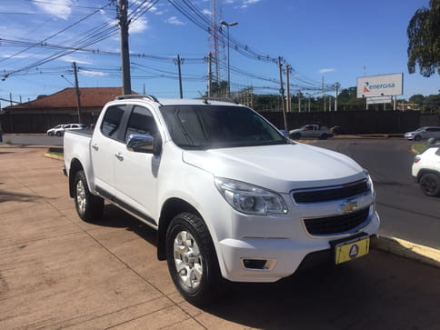 CHEVROLET S10 2.4 LTZ 4x2 CD FLEX