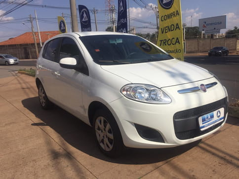 PALIO ATTRACTIVE 1.0 8V FLEX MEC. 2017 FLEX