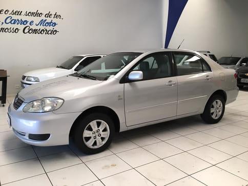 2006 toyota corolla sedan xli 1.6 16v basico