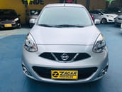 2015 NISSAN MARCH S 1.6 16V FLEX FUEL 5P