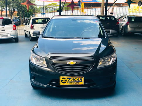 CHEVROLET ONIX 1.0 MPFI LS 8V FLEX 4P MANUAL