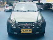 2009 FIAT STRADA ADVENT.(C.Est) 1.8 8v (Flex) 2P