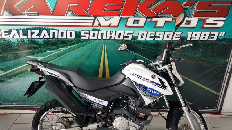 YAMAHA XTZ 150 CROSSER ED FLEX
