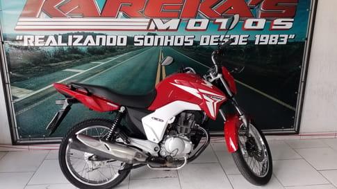 HONDA CG 150 TITAN-ESD