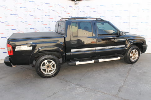 2006 chevrolet s10 executive cd 4x4