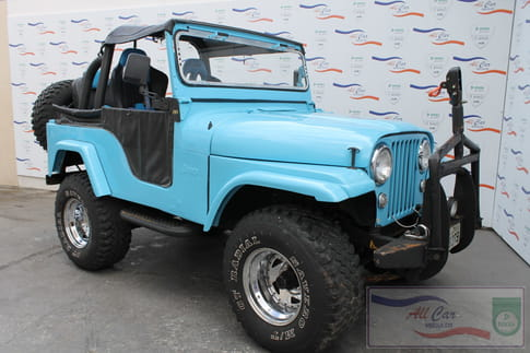 1961 WILLYS WILLYS OVERLAND