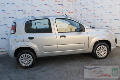 2017 fiat uno attractive 1.0
