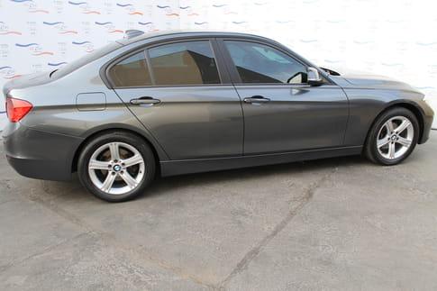 BMW 320I 2.0 16V AUT. 4P