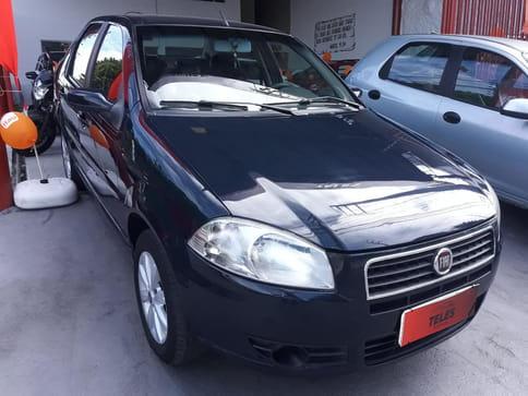2010 FIAT SIENA EL 1.0 8V FLEX MEC.
