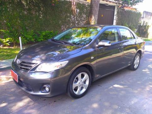 2012 toyota corolla sedan xei 1.8 16v 4p