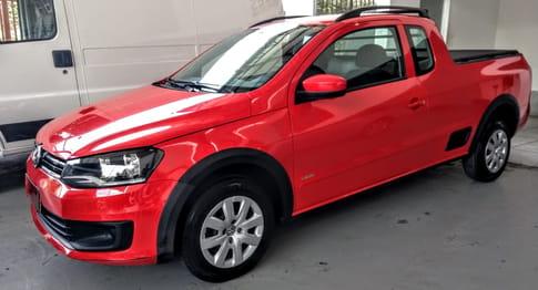 2014 volkswagen saveiro 1.6 ce