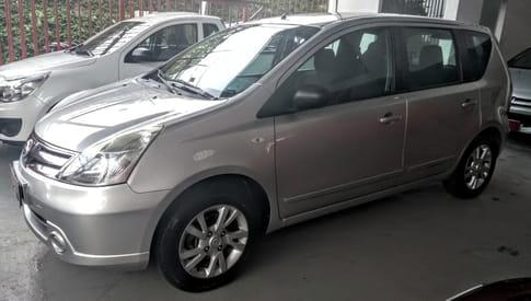 2013 nissan livina s 1.8 16v aut. flex 4p