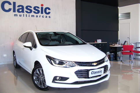 CHEVROLET CRUZE LTZ 1.4 16V Turbo Flex 4p Aut