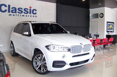BMW X5 3.0 4X4 30D I6 TURBO DIESEL AUTOMATICO