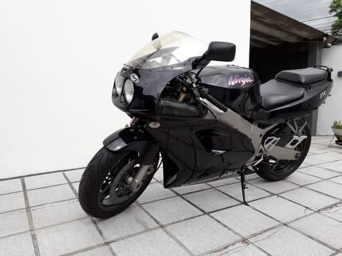 1995 kawasaki ninja zx-7 750