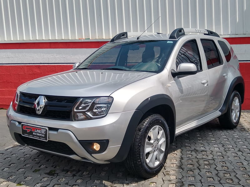 RENAULT DUSTER 2.0 D 4X2 A