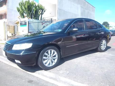 2008 hyundai azera sedan gls 3.3 v.6 4p