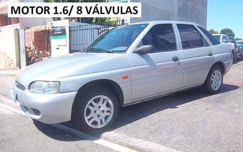 2001 ford escort gl 1.6mpi 4p