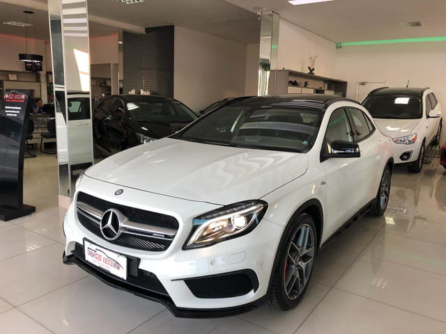 MERCEDES-BENZ GLA 45 AMG 2.0 16V TURBO 4P
