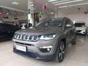 2018 JEEP COMPASS LONGITUDE 2.0 FLEX AUT