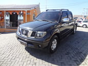 2010 NISSAN FRONTIER LE CD 4X4-MT 2.5 TB-IC 4P