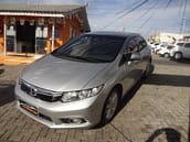 2014 HONDA CIVIC LXR 2.0 FLEXONE 16V AUT.