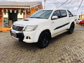 2015 TOYOTA HILUX LIMITED EDITION 3.0 16v 4X4 CD AUT