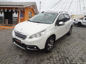 2016 PEUGEOT 2008 GRIFFE 1.6  MANUAL