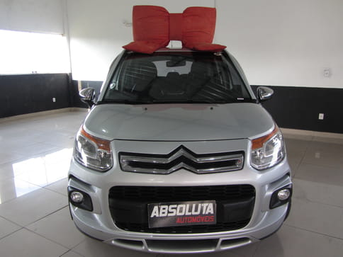 2012 citroen c3 aircross exclusive 1.6 16v