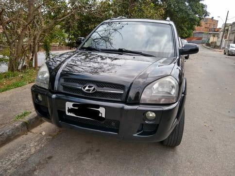 2008 hyundai tucson 2.0 mpfi gls 16v 143cv 2wd flex 4p aut