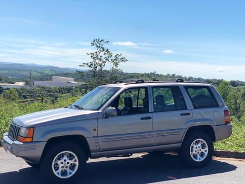 1998 jeep grand cherokee limited 4x4 5.2 v-8 4p