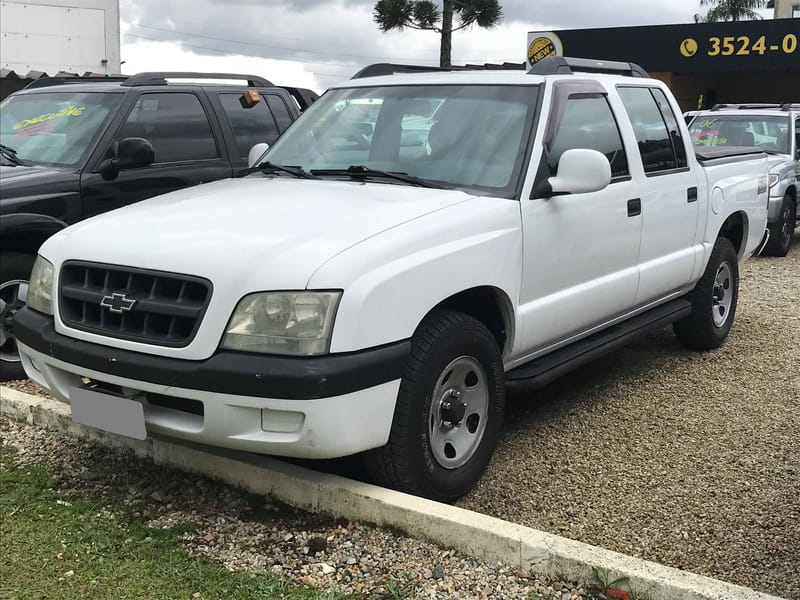 CHEVROLET S-10 PICK-UP CD 2.8 Tb 4P