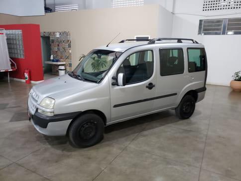FIAT DOBLO ELX 1.8 8v 5P (Flex)