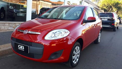 2016 fiat palio attractive 1.0 8v flex mec.