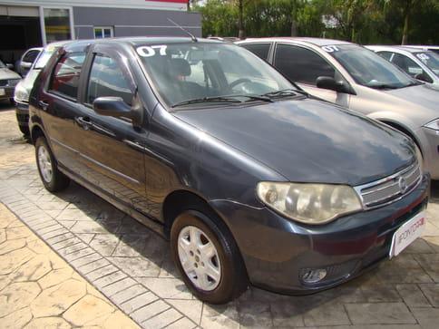 2007 FIAT PALIO ELX 1.0mpi 4P