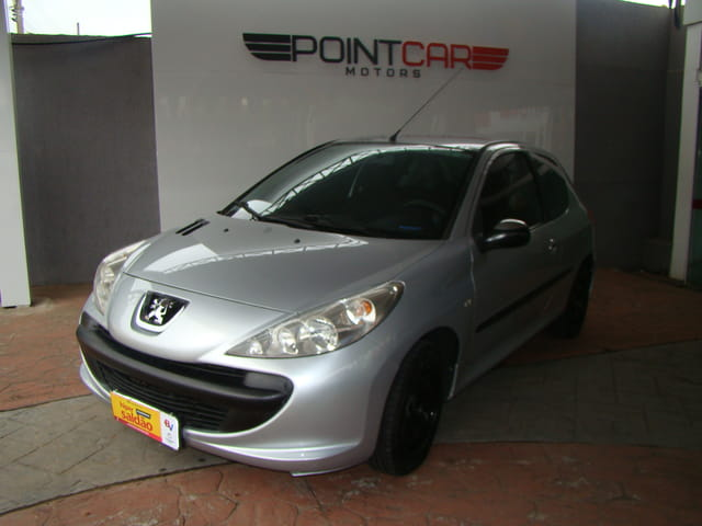 PEUGEOT 207 HATCH XR 1.4 8V FLEX 2P