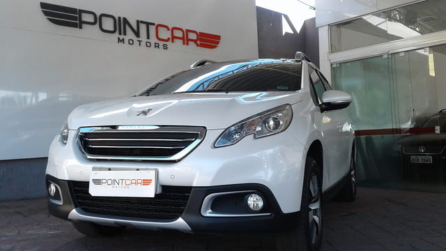 PEUGEOT 2008 GRIFFE 1.6  MANUAL