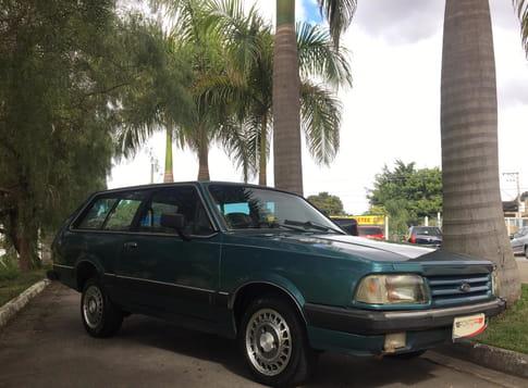 1991 ford del rey belina glx 1.8 2p