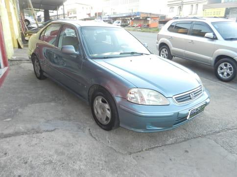 1999 honda civic sedan ex-at 1.7 16v 4p