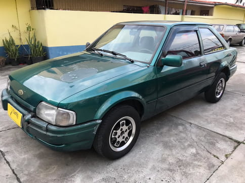 1996 ford escort hobby 1.0 2p