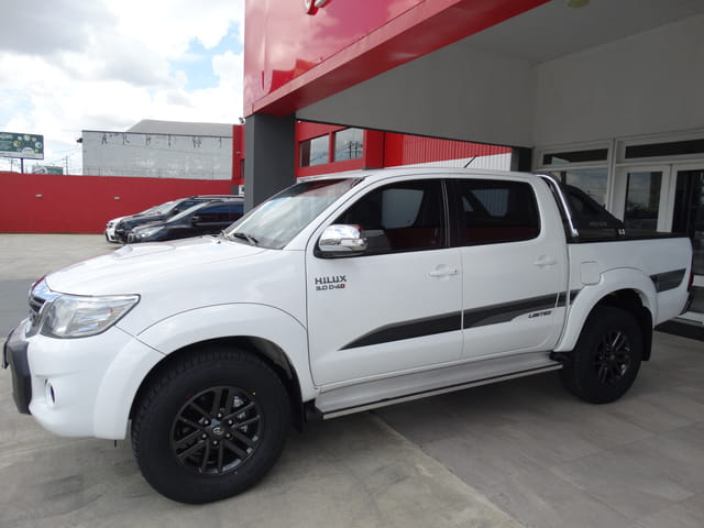 TOYOTA HILUX LIMITED EDITION 3.0 16v 4X4 CD AUT