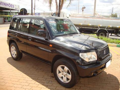 2005 mitsubishi pajero tr4 4x4 2.0 16v aut.