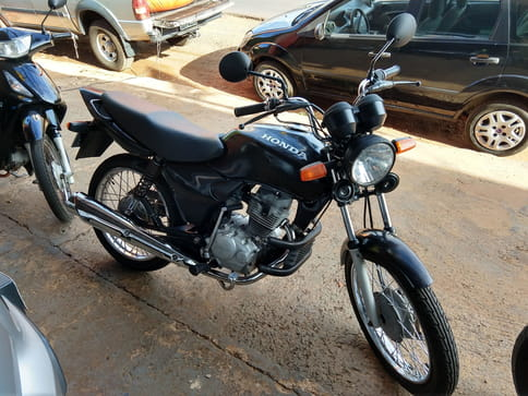 2006 honda cg 125 fan ks