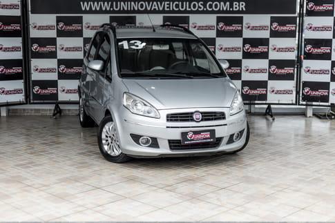 2013 FIAT IDEA ESSENCE 1.6 16V 4P