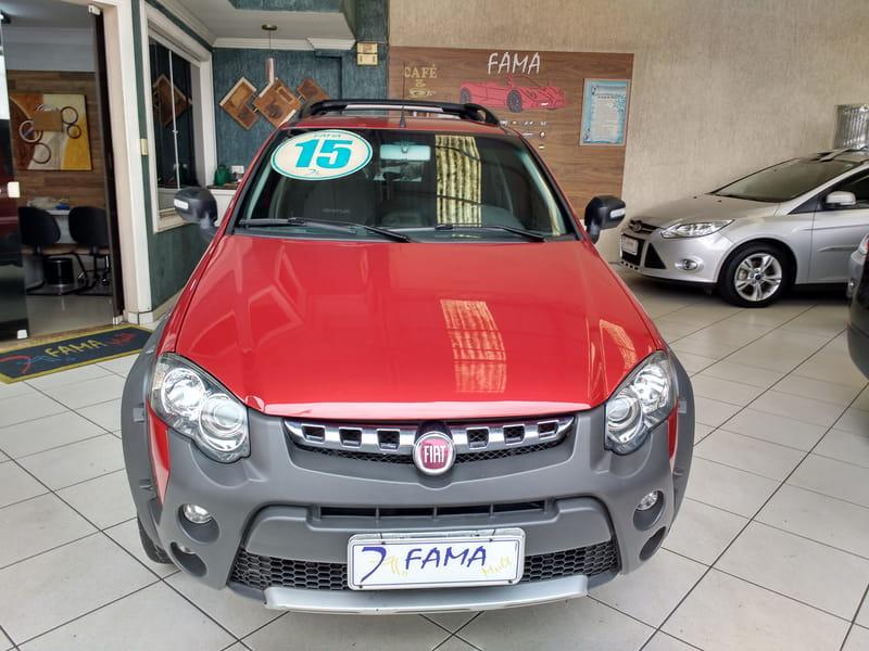 FIAT STRADA ADVENT.(C.Est) 1.8 8v (Flex) 2P
