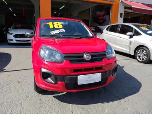 FIAT UNO 1.0 FIREFLY FLEX DRIVE 4P MANUAL