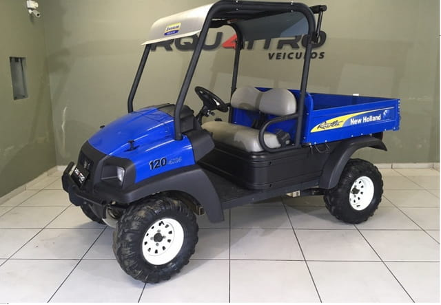 NEW HOLLAND RUSTLER 120 4x4 DIESEL