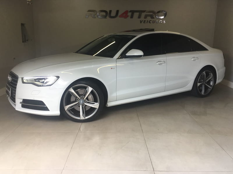 AUDI A6 2.0 TFSI AMBIENTE GASOLINA 4P S-TRONIC