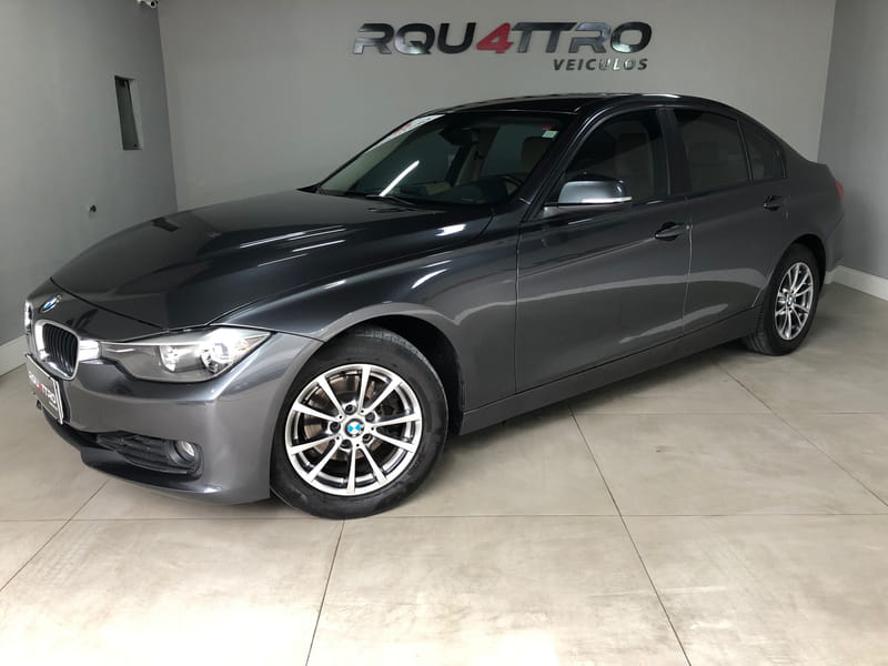BMW 316i 1.6 SEDAN 16V TURBO